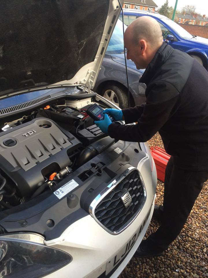 Free Battery Testing at County Battery Services