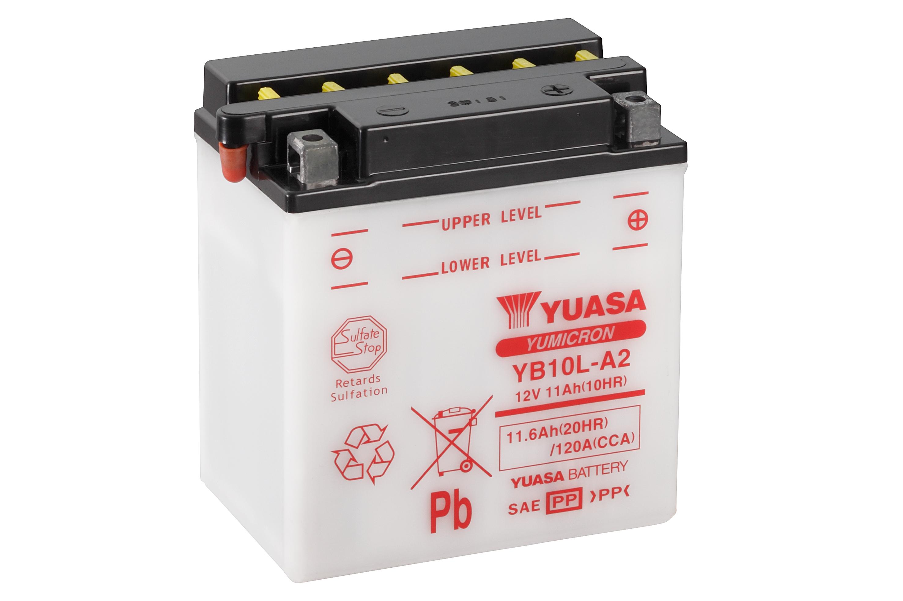 Yuasa Car Battery Ah L