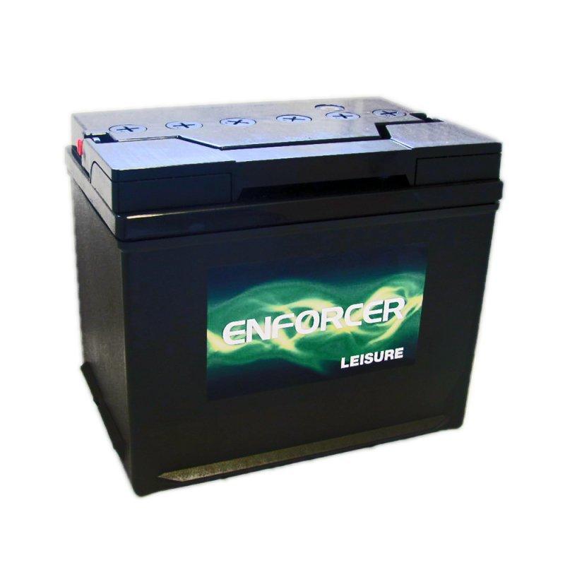 enforcer leisure caravan battery 85ah 12v 685 from. Black Bedroom Furniture Sets. Home Design Ideas
