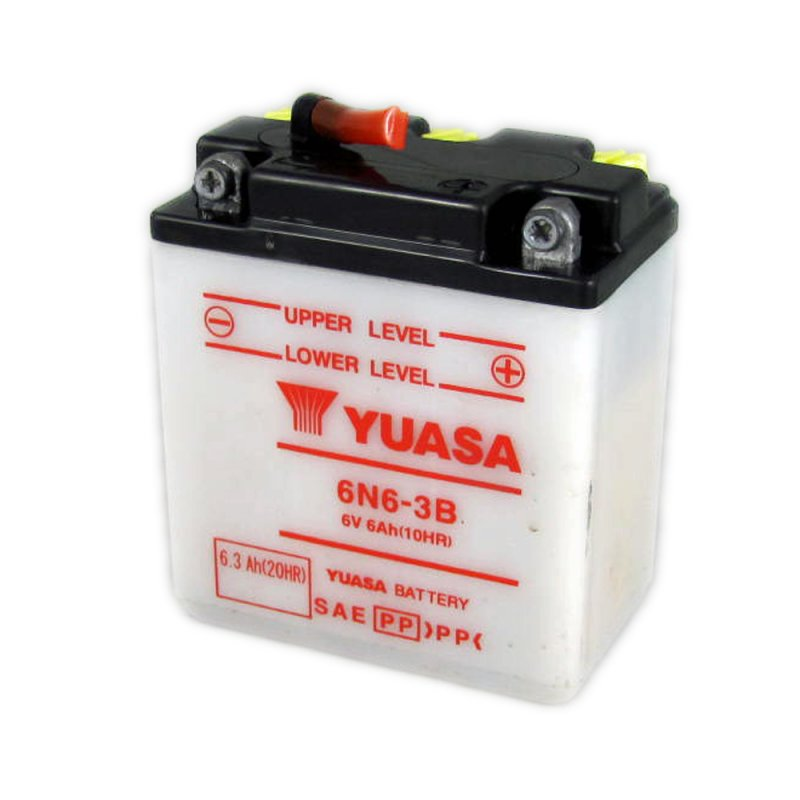 How to Care for Motorcycle Batteries